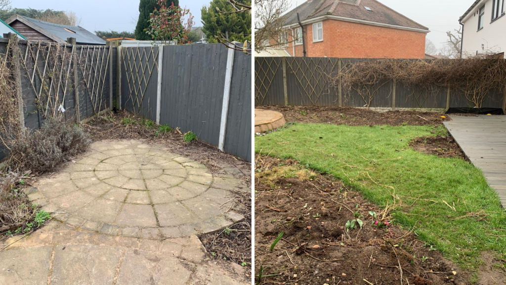 turfing Wythall