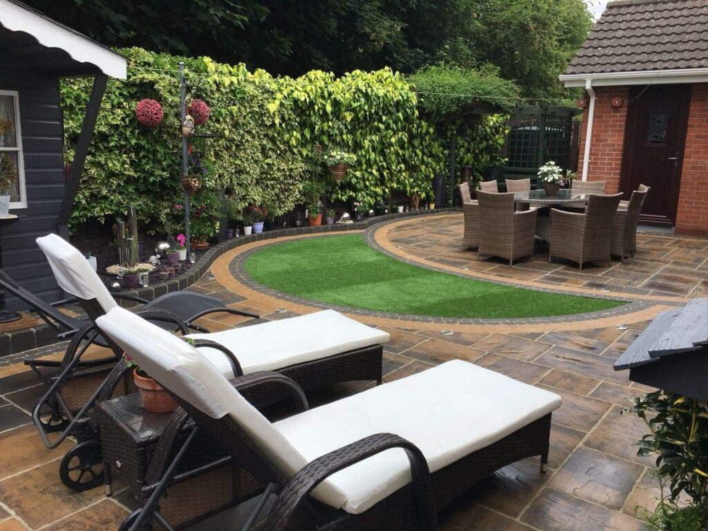 New patio Birmingham West Midlands